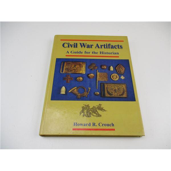CIVIL WAR ARTIFACT BOOK