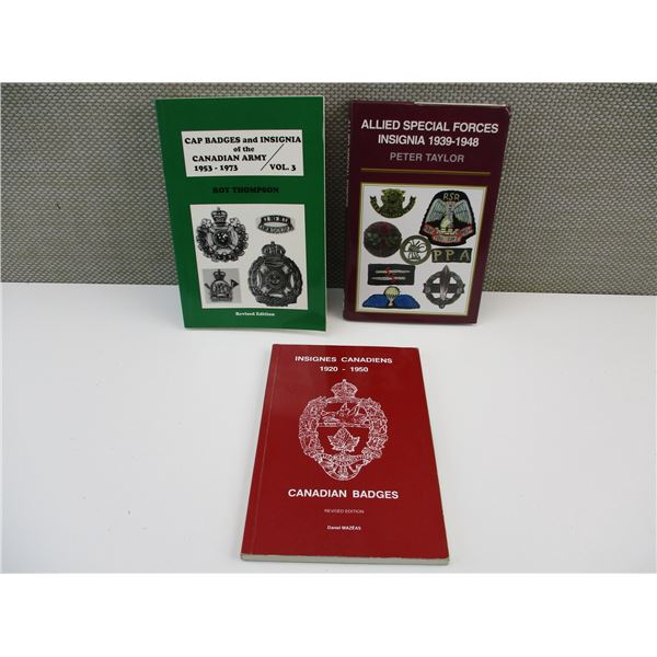 ASSORTED INSIGNIA BOOKLETS