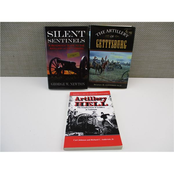 CIVIL WAR ARTILLERY BOOKLETS