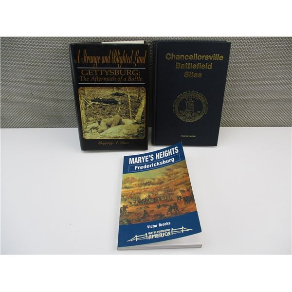 ASSORTED BATTLE BOOKS