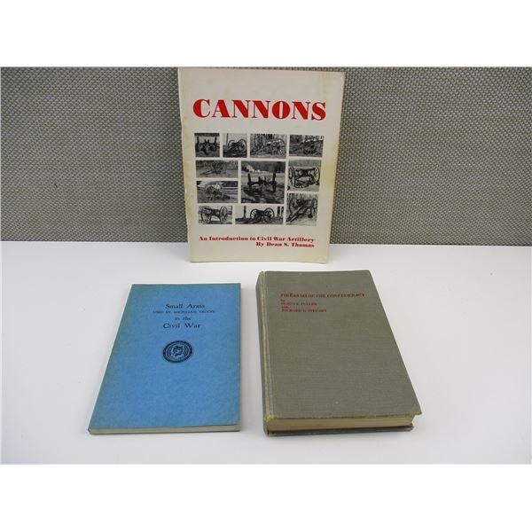 CIVIL WAR WEAPONS BOOKS