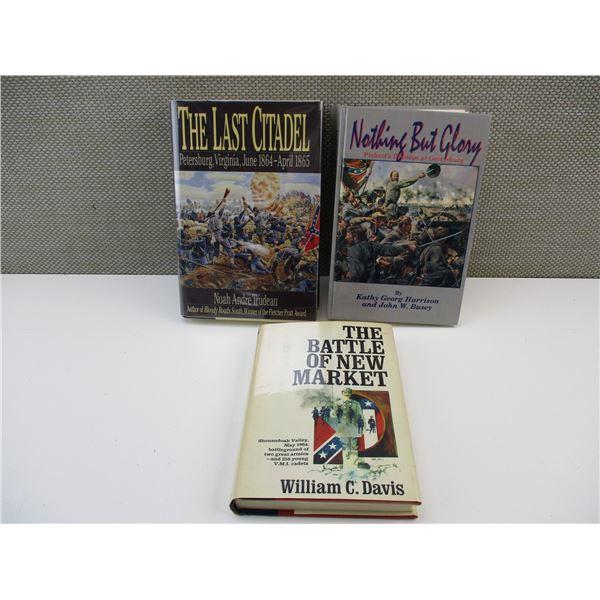 CIVIL WAR BOOKS