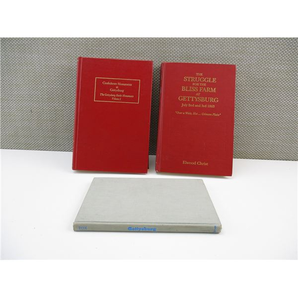 ASSORTED CIVIL WAR BOOKS