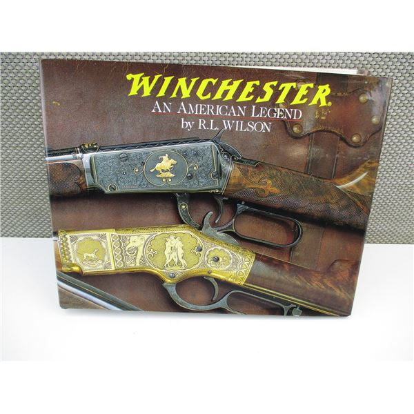 WINCHESTER BOOKLET