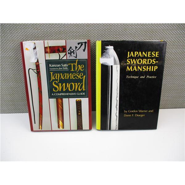 JAPANESE SWORD BOOKS