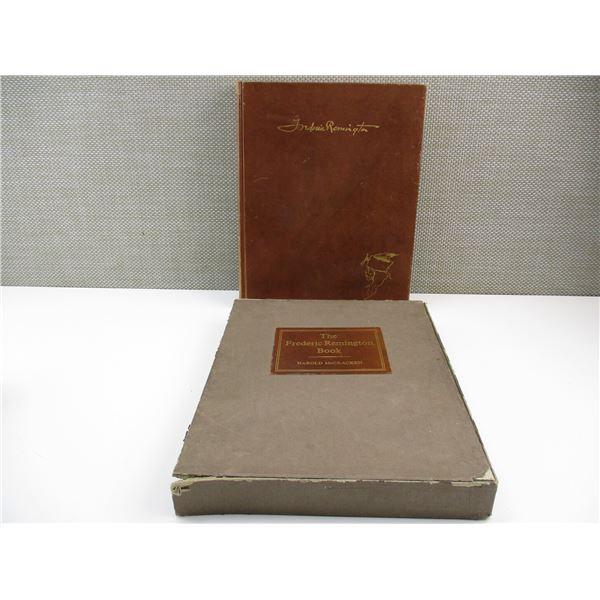 THE FREDERIC REMINGTON BOOK