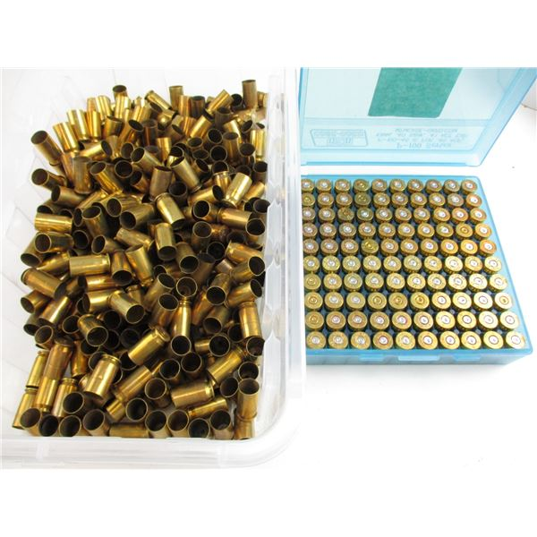 ASSORTED .45 AUTO BRASS CASES