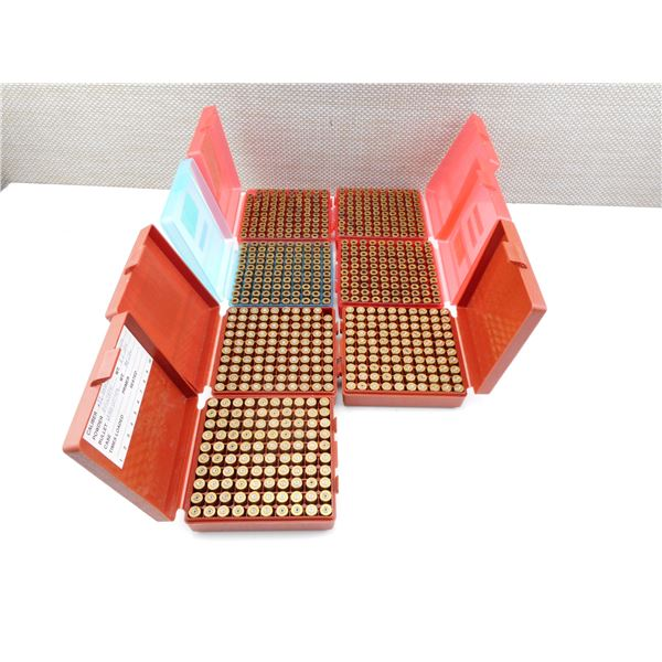 ASSORTED .32 SMITH & WESSON BRASS CASES