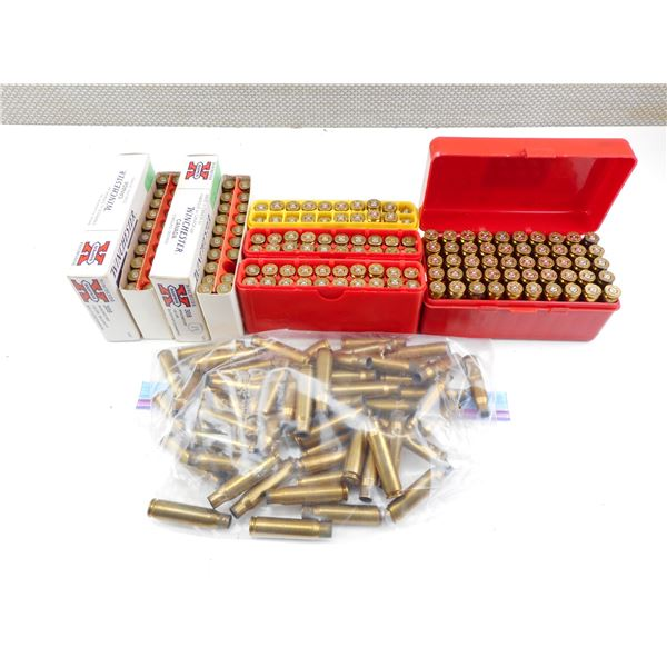 ASSORTED .308 BRASS CASES
