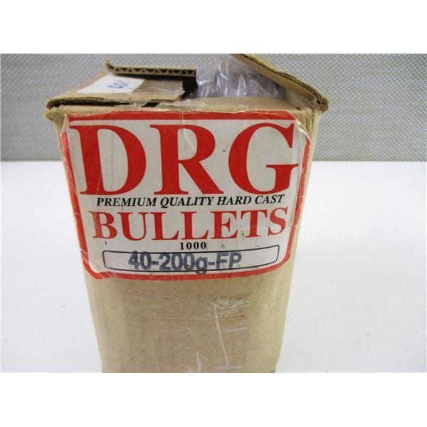 DRG .40 CAL BULLETS