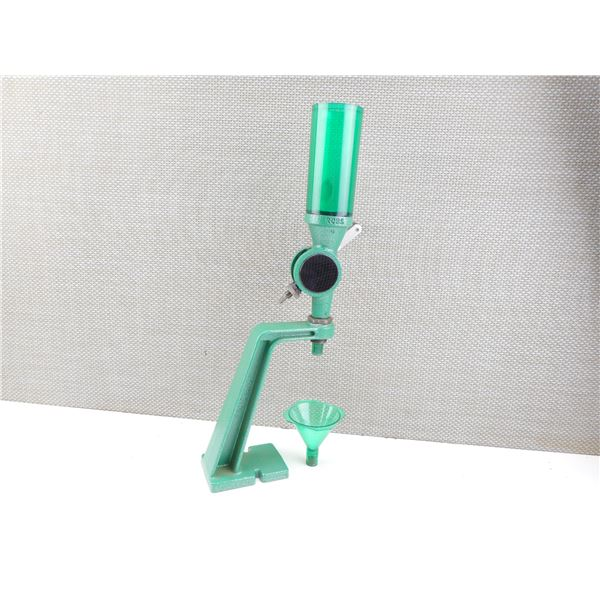 RCBS POWDER MEASURE AND STAND
