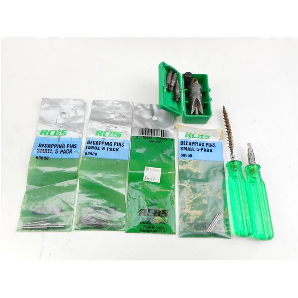 RCBS RELOADING ACCESSORIES