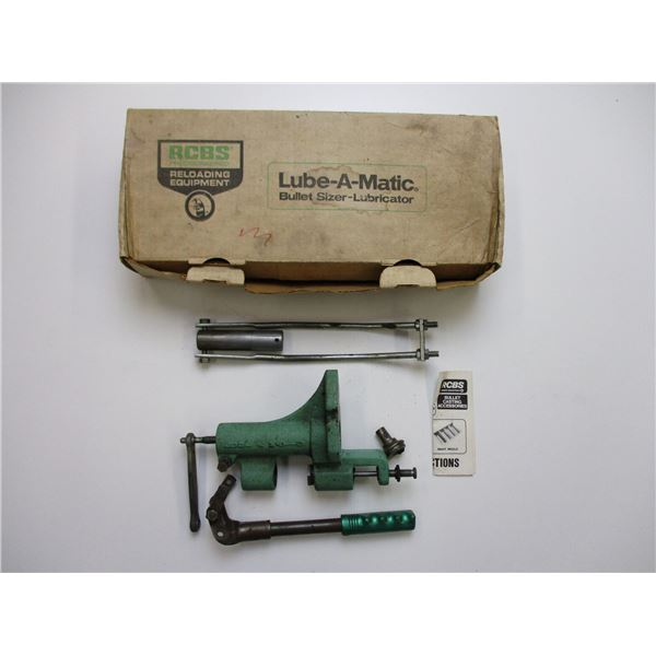 RCBS LUBE-A-MATIC