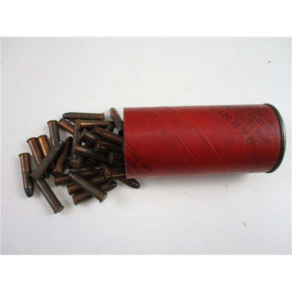 ASSORTED COLLECTIBLE RIMFIRE AMMO