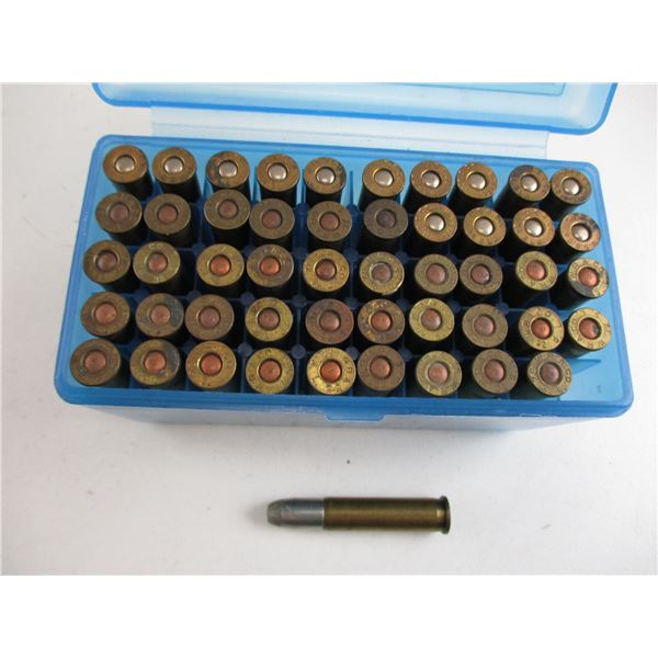 ASSORTED .32 W.S.L COLLECTIBLE AMMO