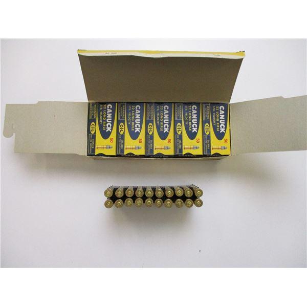270 NON PRIMED BRASS/BOX LOT