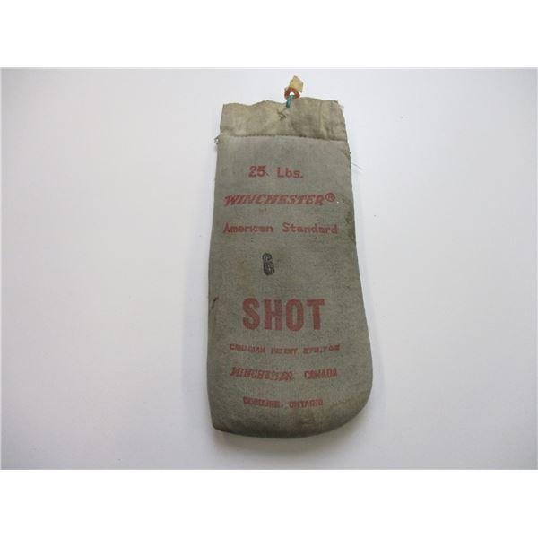 BAG OF LEAD 6 SHOT