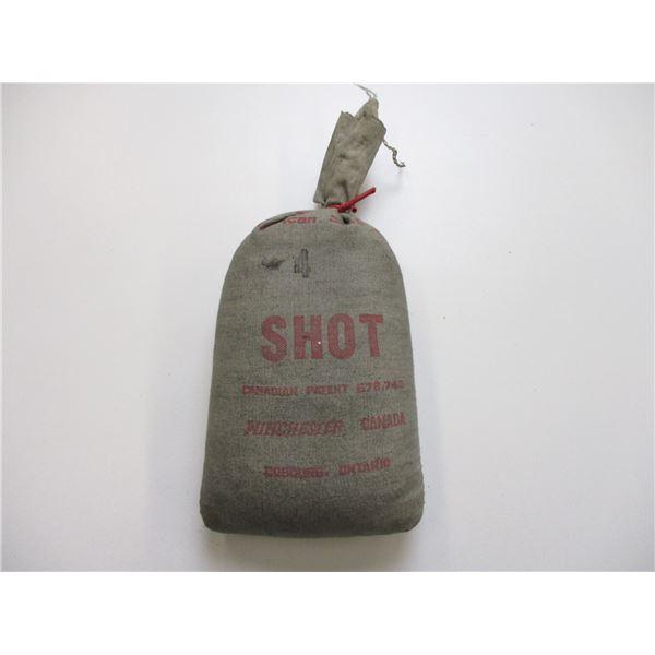 BAG OF LEAD 4 SHOT