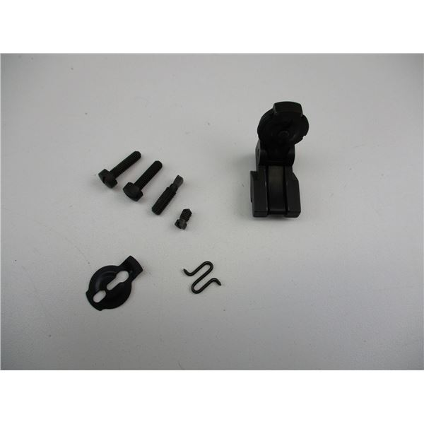 FN C1 RIFLE REAR & FRONT SIGHT
