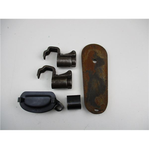 MAUSER 98 SIGHT COVERS ETC