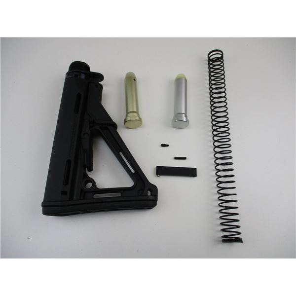 MAGPUL CTR STOCK WITH SPRING & BUFFER WEIGHTS