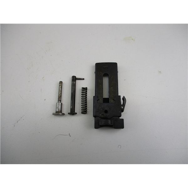 LEE ENFIELD NO.4 REAR SIGHT ASSEMBLY