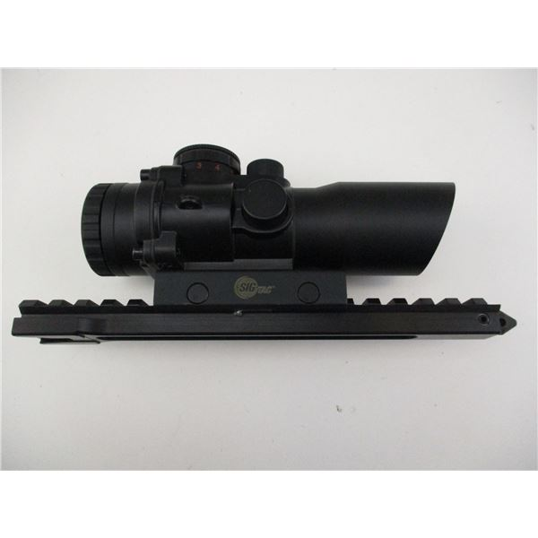 SIG TAC 3X32MM SCOPE WITH PICATINNY RAIL