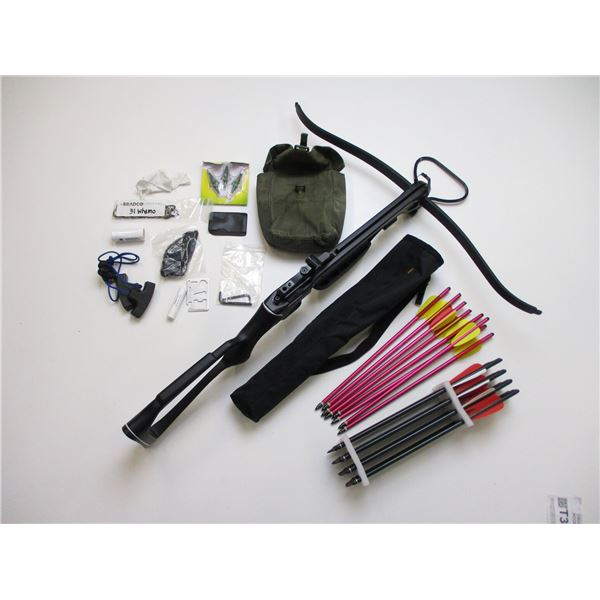 CROSSBOW & ACCESSORIES
