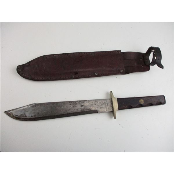VINTAGE STYLE BOWIE KNIFE