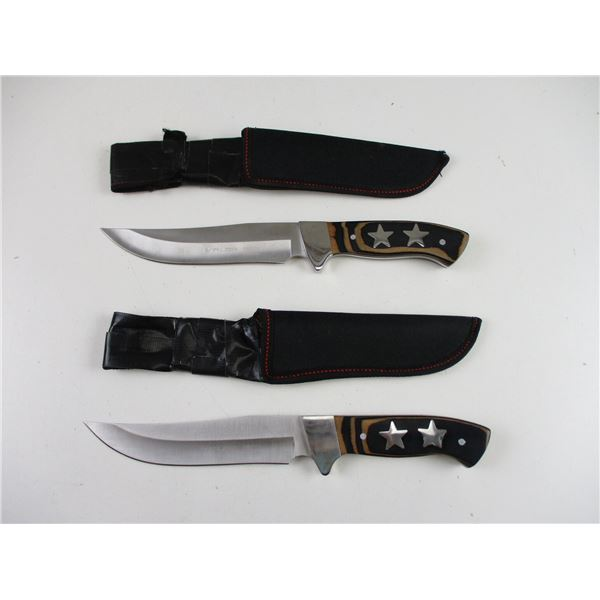 SURVIVAL STYLE KNIVES