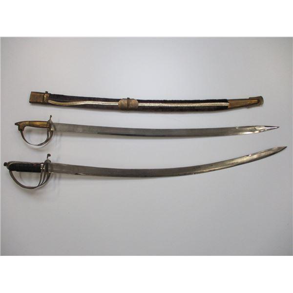 TOURIST MADE SWORDS