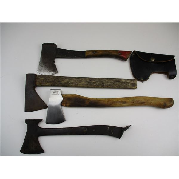 ASSORTED SAFETY AXES