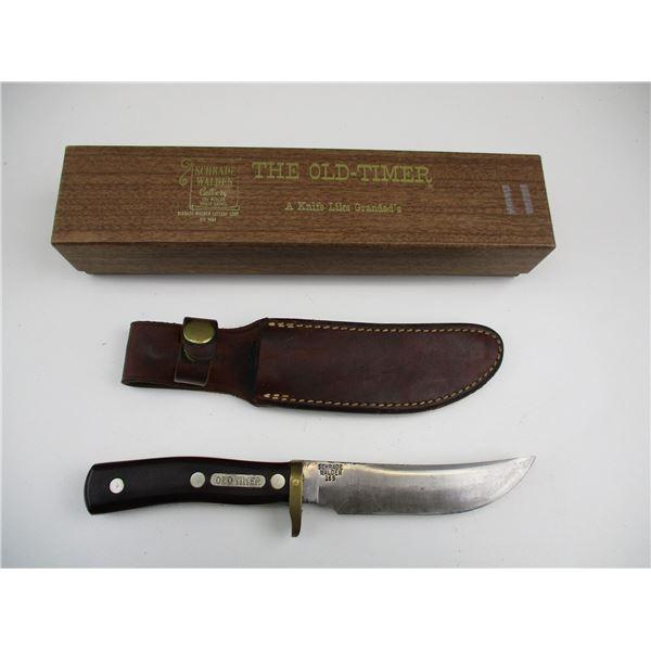 OLD TIMER HUNTING KNIFE