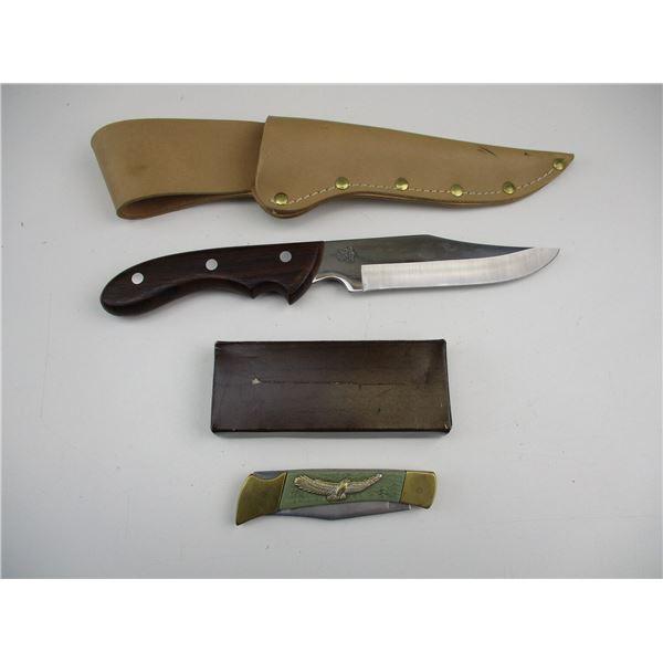 HUNTING & POCKET KNIVES