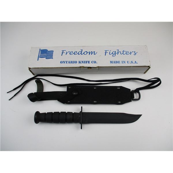 FREEDOM FIGHTERS SURVIVAL KNIFE