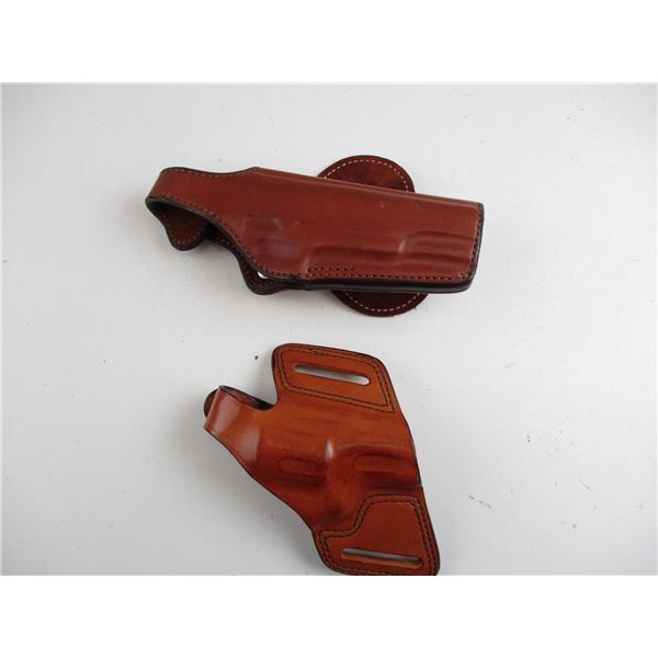 LEATHER BIANCHI HOLSTERS