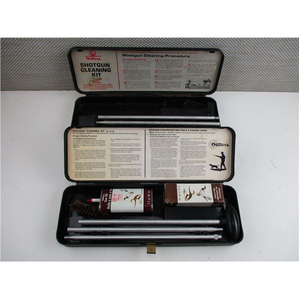 OUTERS SHOTGUN CLEANING KITS