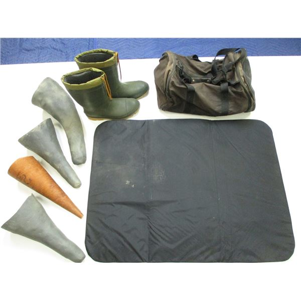 MOOSE GAME CALLS WITH CARRY BAG ETC