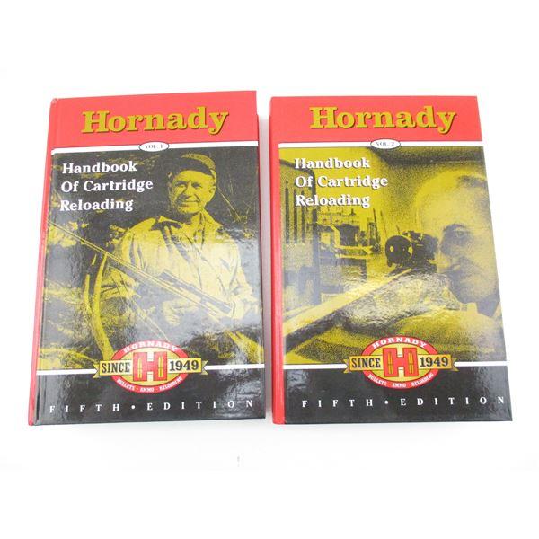HORNADY RELOADING HANDBOOKS