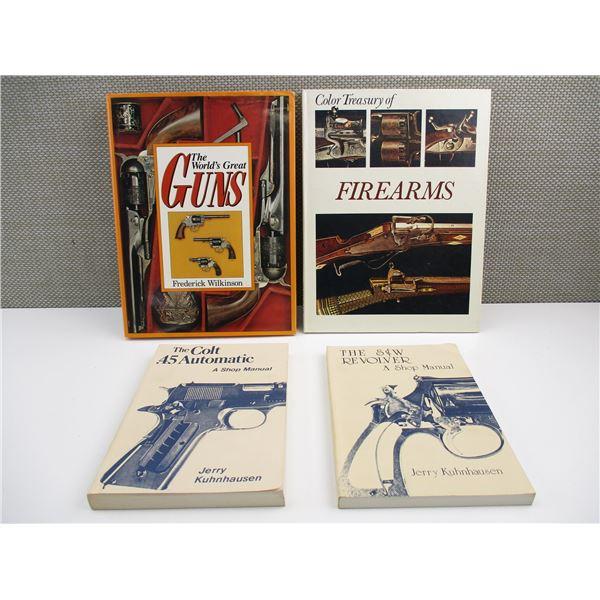 FIREARM BOOKS