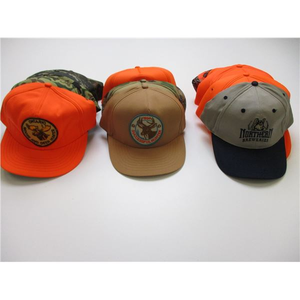 ASSORTED HUNTING HATS