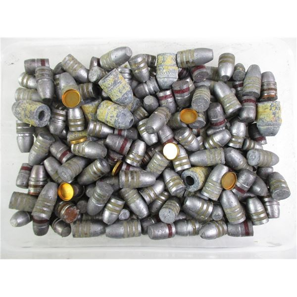 ASSORTED LEAD BULLETS