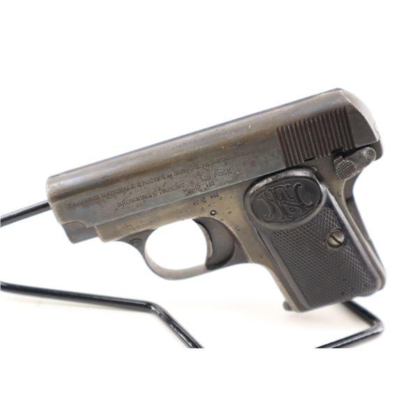 FN BROWNING  , MODEL: 1906 , CALIBER: 25 AUTO