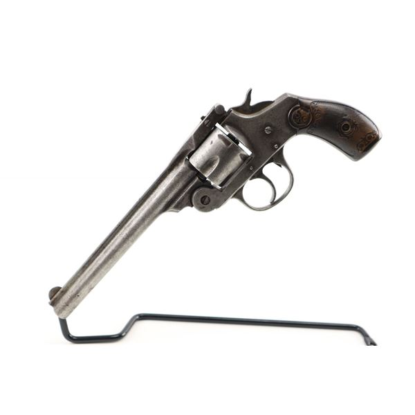 IVER JOHNSON  , MODEL: SAFETY HAMMER AUTOMATIC  , CALIBER: 38 S&W