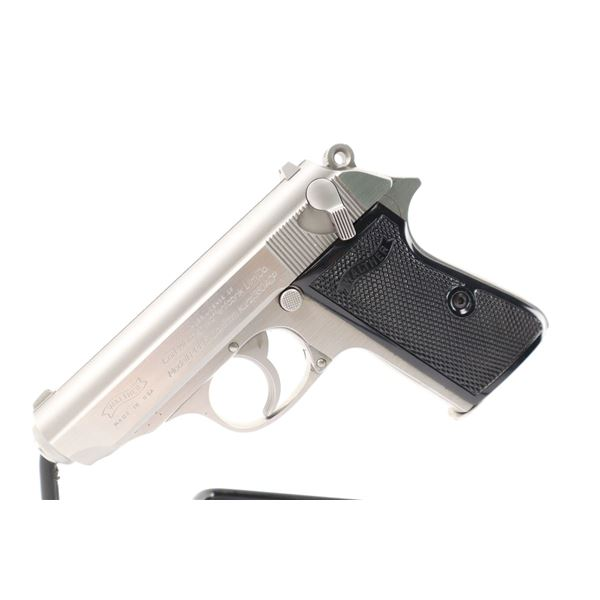 WALTHER , MODEL: PPK/S , CALIBER: 380 AUTO