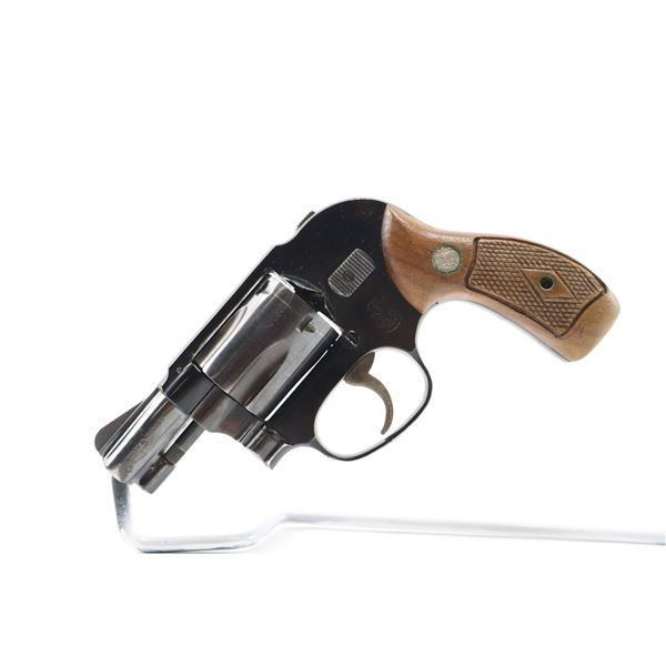 SMITH & WESSON  , MODEL: 37 AIR WEIGHT , CALIBER: 38 SPL