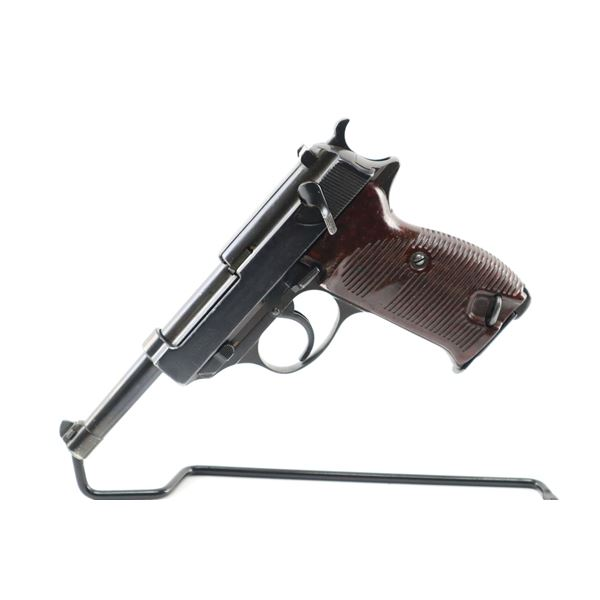 WALTHER , MODEL: HP , CALIBER: 9MM LUGER