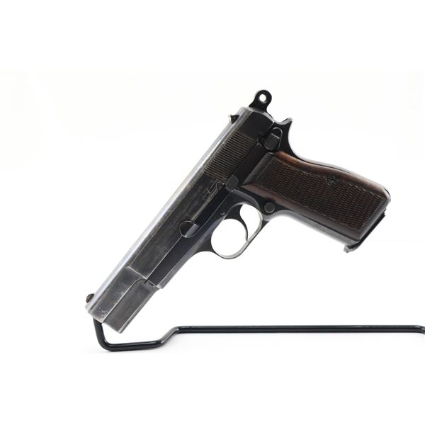 FN BROWNING  , MODEL: 1935 HIGH POWER P640b , CALIBER: 9MM LUGER