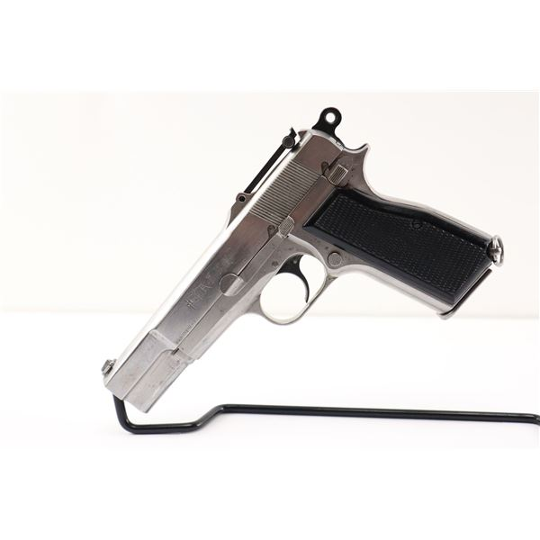 BROWNING , MODEL: 1935 HIGH POWER  , CALIBER: 9MM LUGER