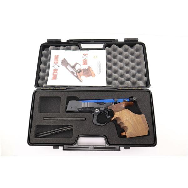 MATCH GUNS , MODEL: MG2 , CALIBER: 22 LR